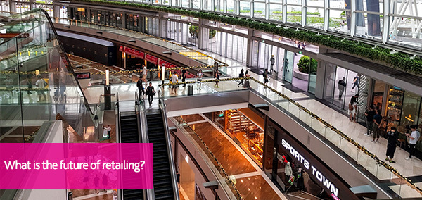 What is the future of retailing?